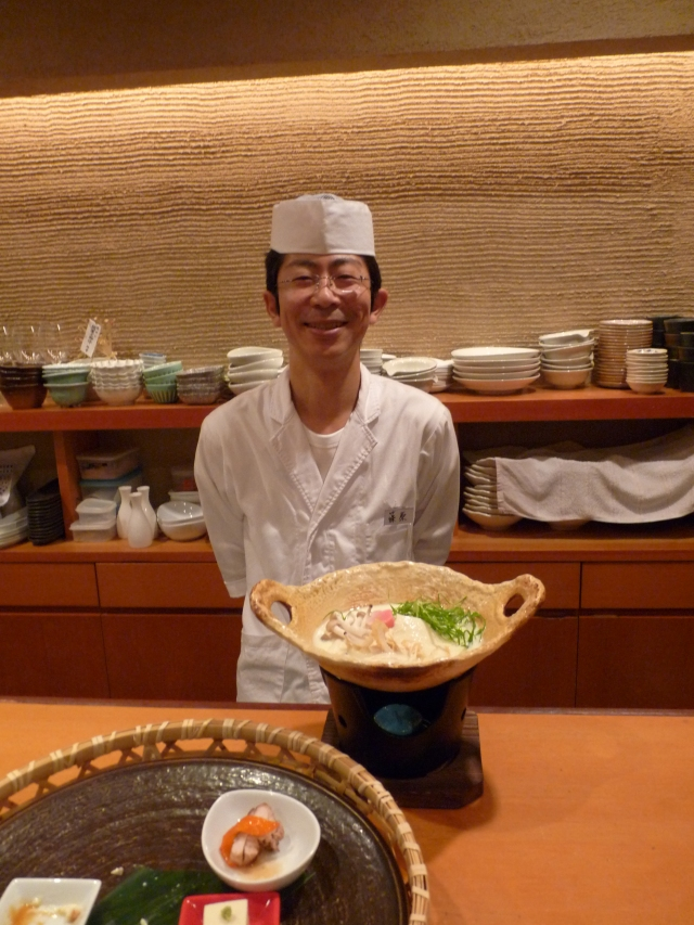 Happy Tofu Chef