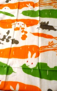 Japanese fabric for Easter