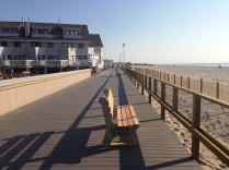 New boardwalk. Bit of heaven indeed